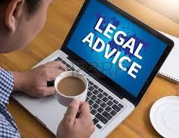 مشاوره حقوقی اینترنتی