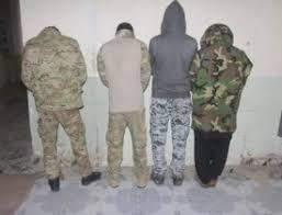 سوء استفاده از لباس نظامی