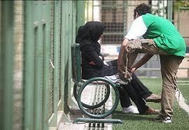 مجازات مزاحمت برای دختران