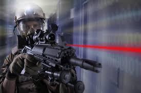 قوانین استفاده از سلاح توسط نیروی انتظامی
