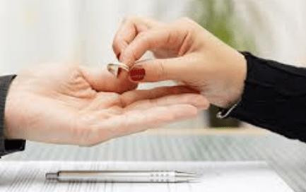 طلاق نصف اموال مرد