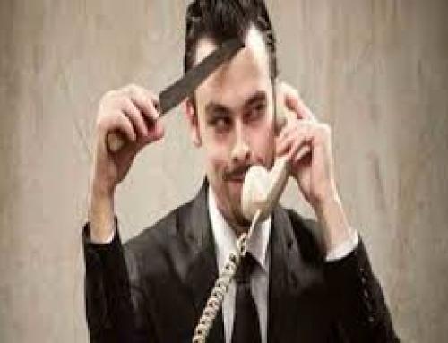 مجازات مزاحمت تلفنی با تلفن ثابت و همراه
