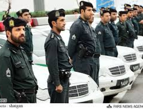 میزان اختیارات ماموران نیروی انتظامی