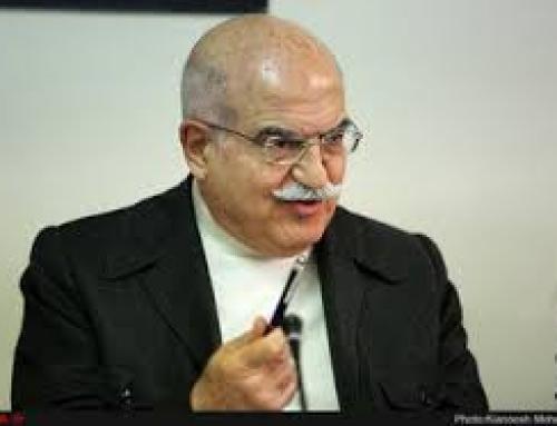 زمان مراسم وداع با پیکر استاد بهمن کشاورز
