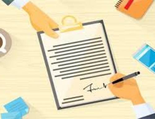مزایا و فوائد تنظیم قرارداد