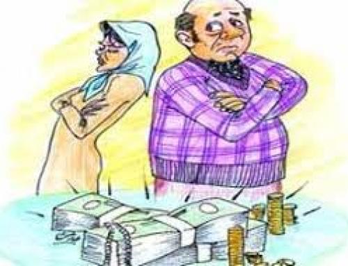 قوانین مربوط به نفقه زن