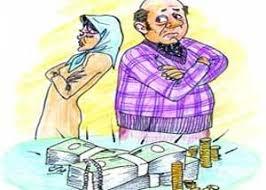 قوانین نفقه زن