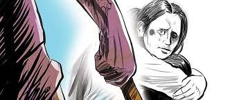 مجازات زدن زن